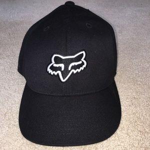 FOX racing hat 🖤 NEVER WORN